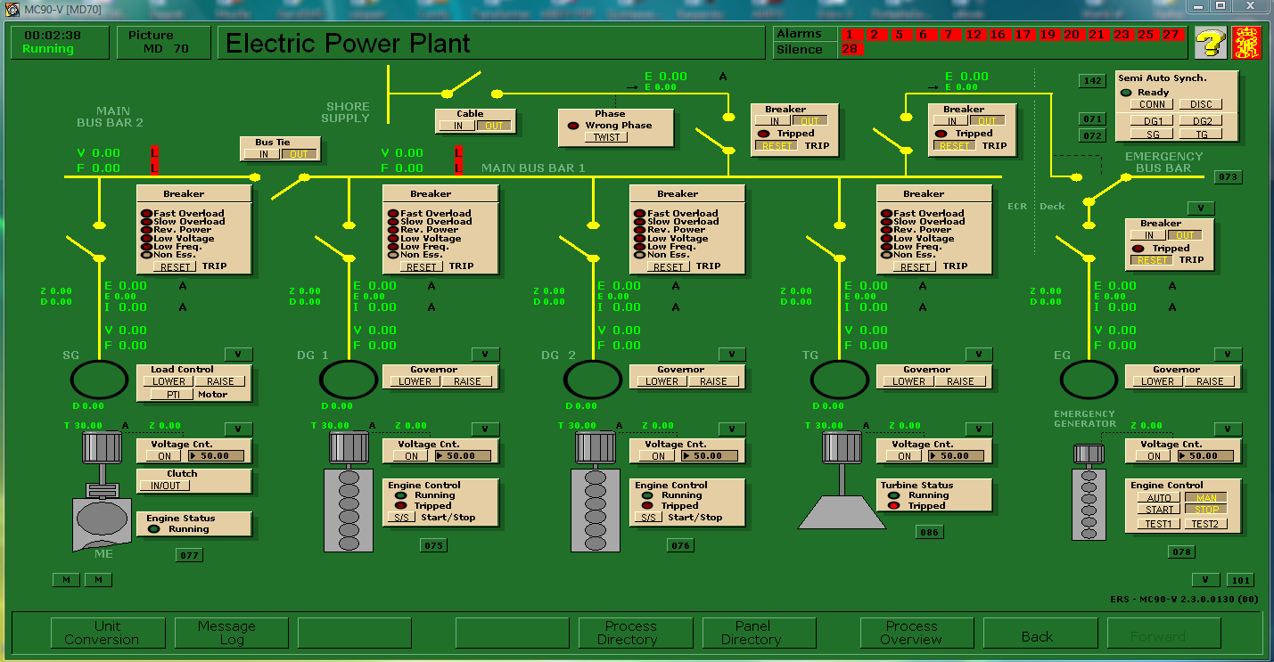 Kongsberg Norcontrol Neptune Simulator Mc90 V V2300130 2013 Free Circuit Simulation Software Screenshots