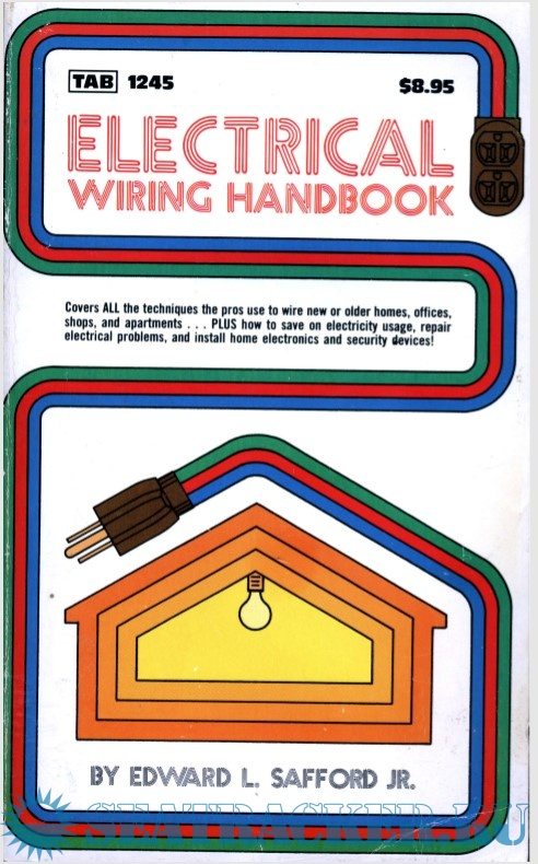 Excellent Electrical Wiring Handbook Safford Edward L 1980 Pdf Wiring Cloud Hisonuggs Outletorg