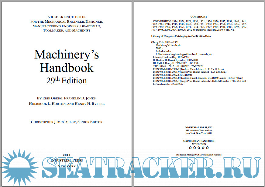 Machinery Handbook 29th Edition Pdf