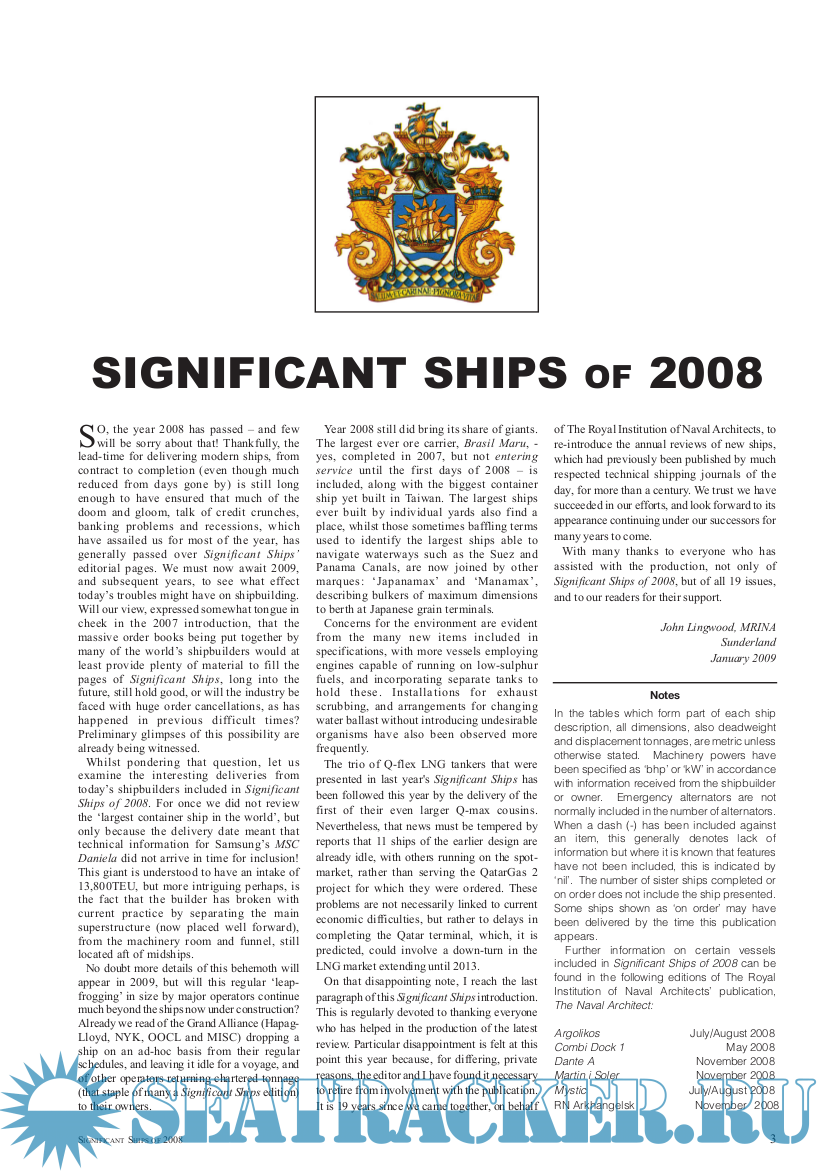 Significant Ships Pdf