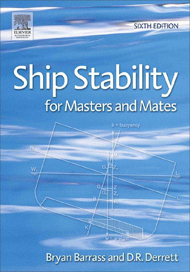 ship stability for masters and mates bryan barrass 2006 pdf rh seatracker ru CGP Revision Guides IGCSE Chemistry Revision Guide
