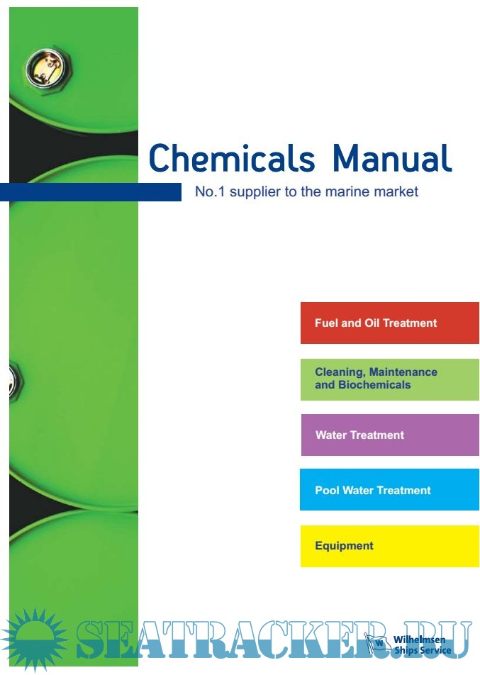 WSS Chemicals Manual - Wilhelmsen Ships Service (WSS) [2012