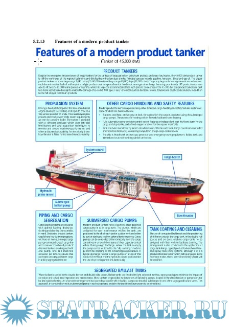 Specialised Training for Oil Tanker (Model Course 1 02
