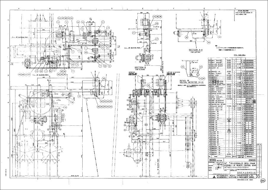 ae280990c39b15c5d0f0ff2fd8e245a9 mitsubishi hydraulic deck crane 25 30 t (finished plan) saikie palfinger crane wiring diagram at readyjetset.co