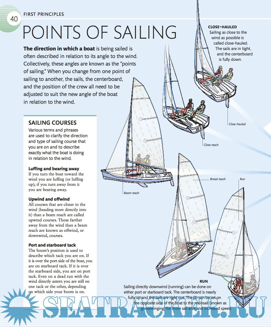 The Complete Sailing Manual Steve Sleight 2017 Pdf border=