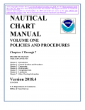 Nautical Chart Manua…