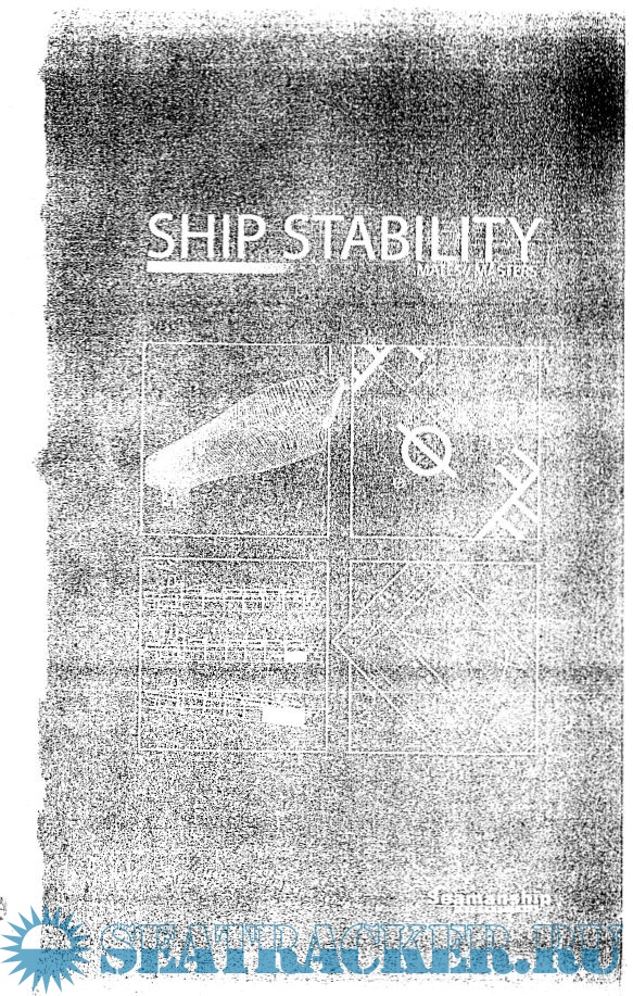 Ship Stability for Mates / Masters - Martin Rhodes [2003