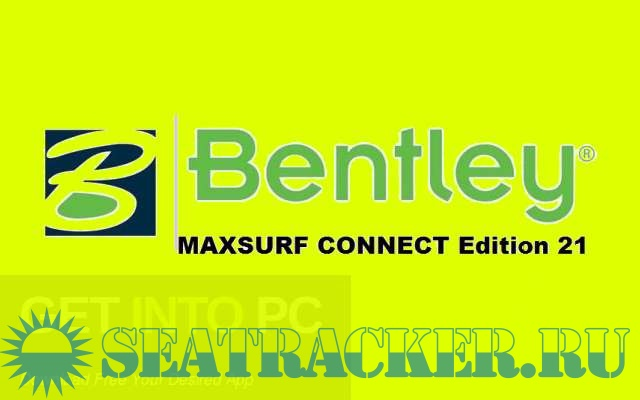 Maxsurf Connect Edition Bentley 21 update 12 v 12 00 10