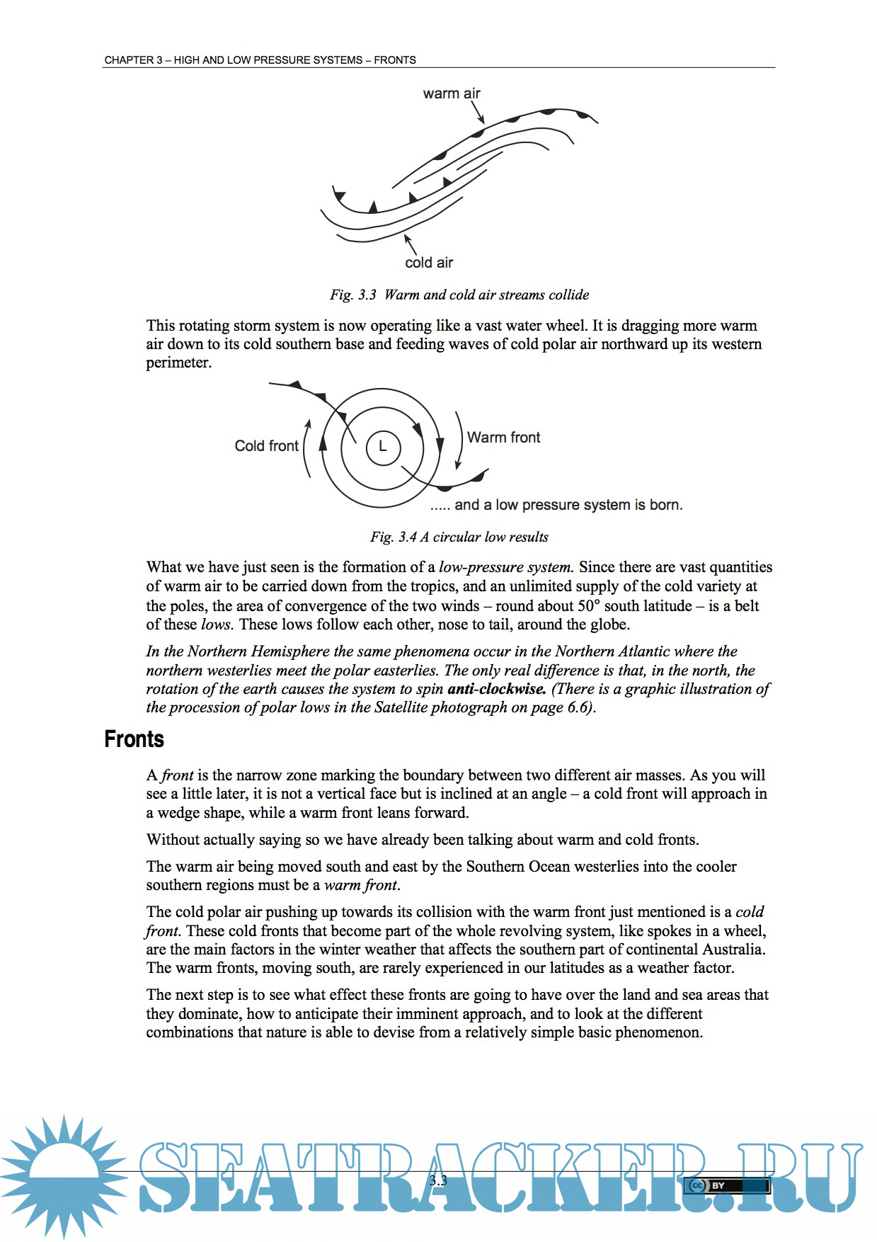 Marine Meteorology (Supplementary Notes) - Larry Lawrence and Kenn